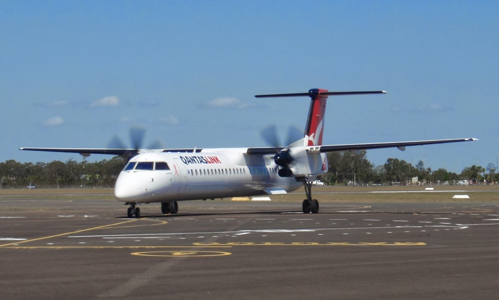 Central Queensland Plane Spotting: Record Passenger Numbers at ...