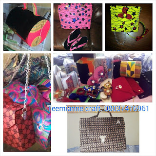 ankara crafts collection