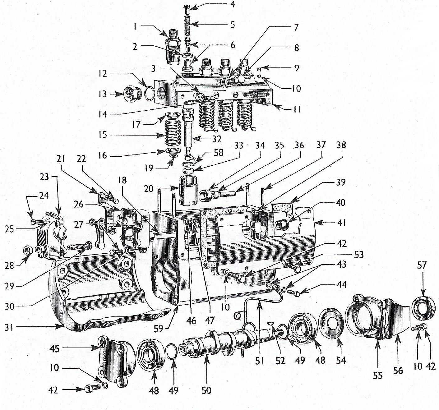 tractores antiguos  motores di u00e9sel  3 u00aa parte