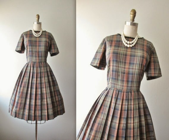 Vintage fifties dress