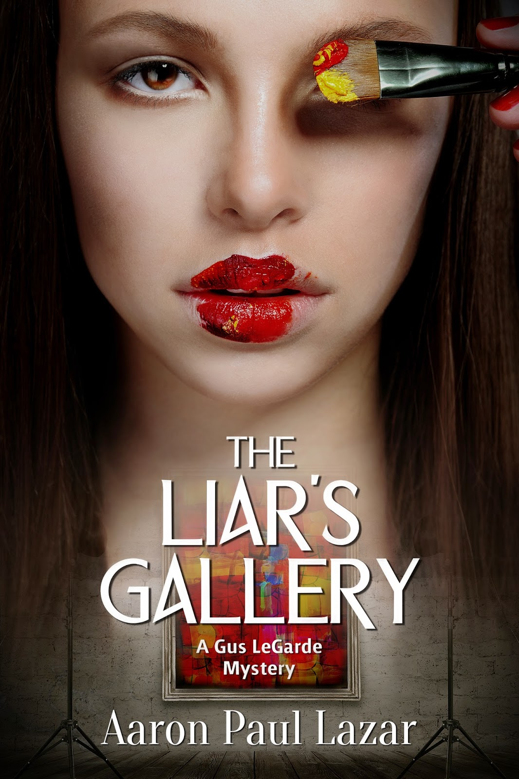 http://www.amazon.com/Liars-Gallery-LeGarde-Mystery-Mysteries-ebook/dp/B00LMD7ZSO/ref=sr_1_1?s=digital-text&ie=UTF8&qid=1405013882&sr=1-1&keywords=the+liar%27s+gallery