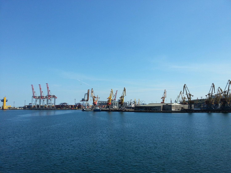 одесса+порт
