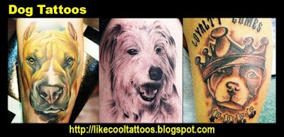 Symbolic Meaning of Dog Tattoos