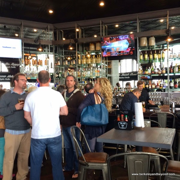 bar at The Pub at Ghirardelli Square in San Francisco