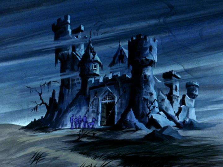 Castle Island Haunted Castle