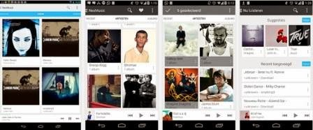 NextMusic Plus Apk Terbaru