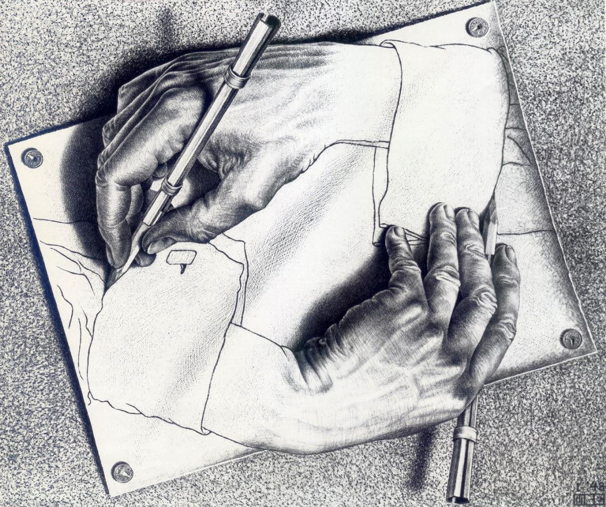 Il fantastico mondo di Escher