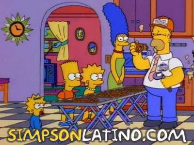 Los Simpson 8x11