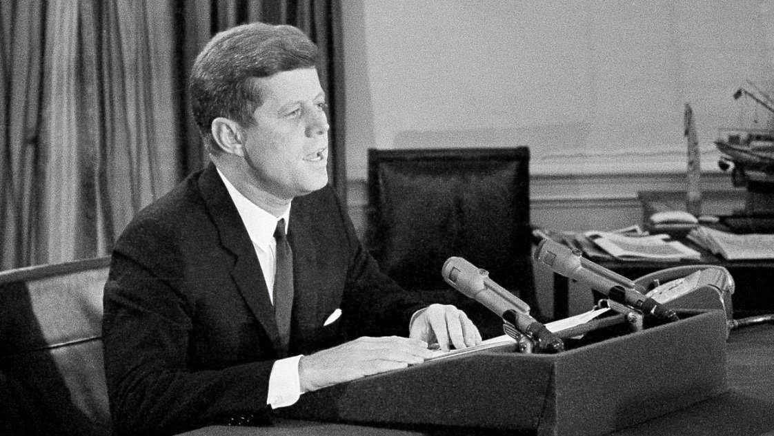 Kennedy y la crisis de los misiles de Cuba