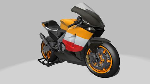GP Bikes simulador de motos 2
