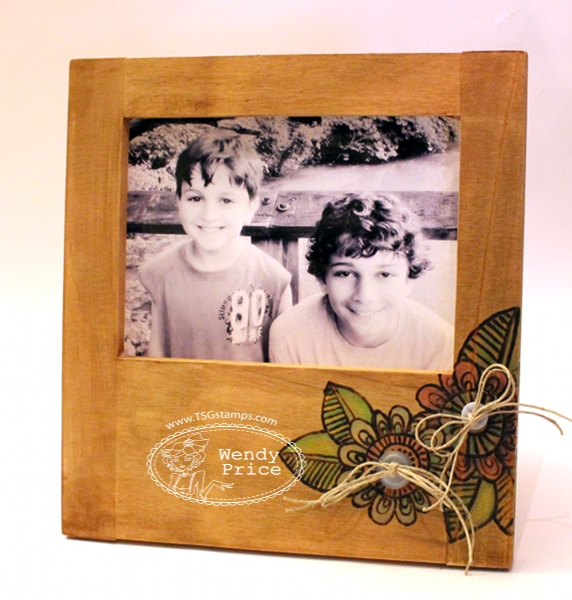 just a reminder there is still plenty of time to play along with this weeks tsg206 challengepaper piecing have a great friday and ill see you tomorrow - Wood Burning Picture Frame