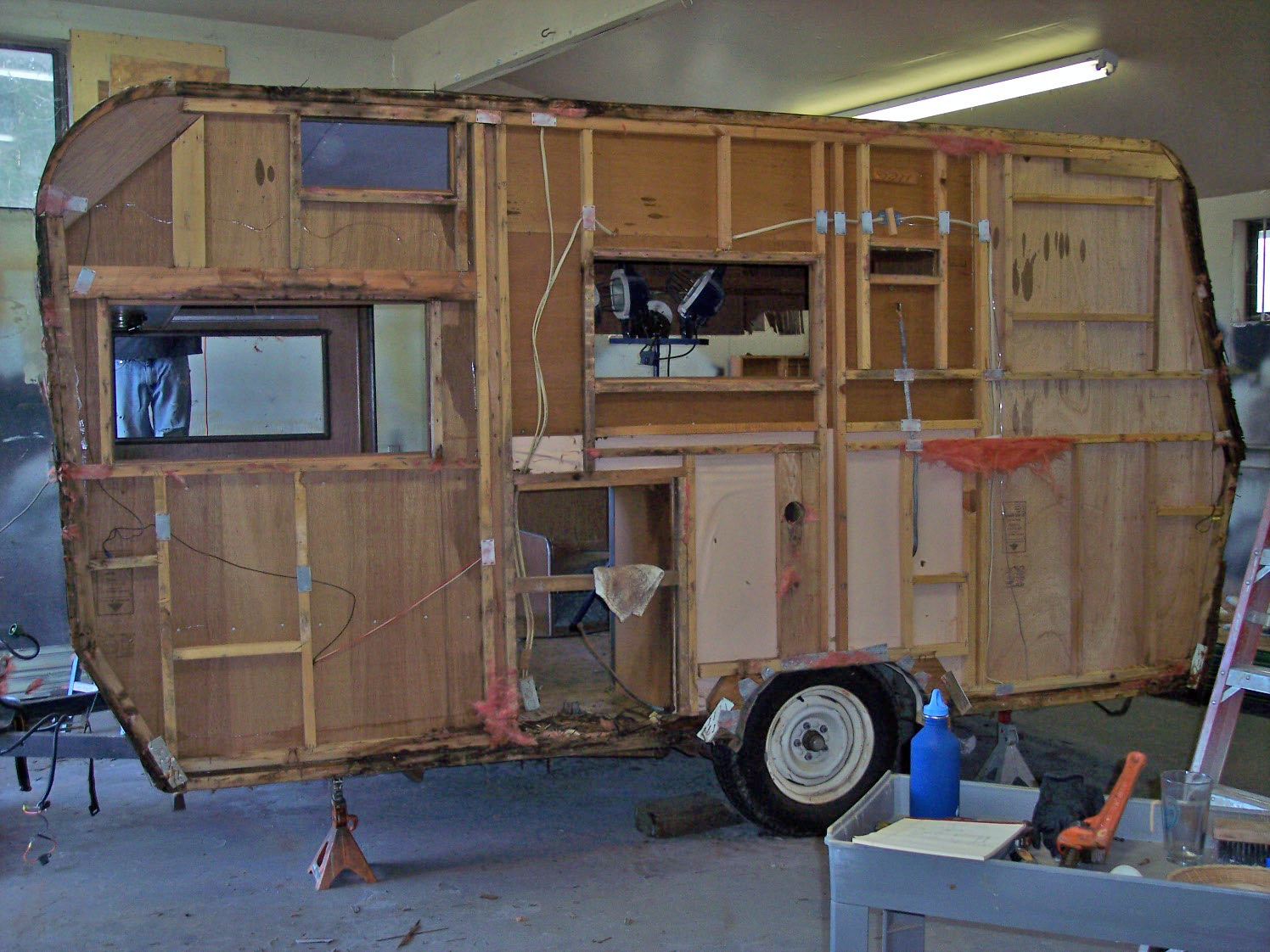 Beautiful  To Repair Remodel Amp Restore Old Camper Trailers Motorhomes RV