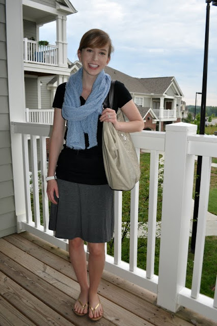 First Day of School...Well Sorta }