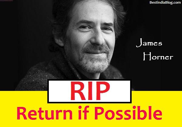 James Horner Death Photos, James Horner Dead Body Images