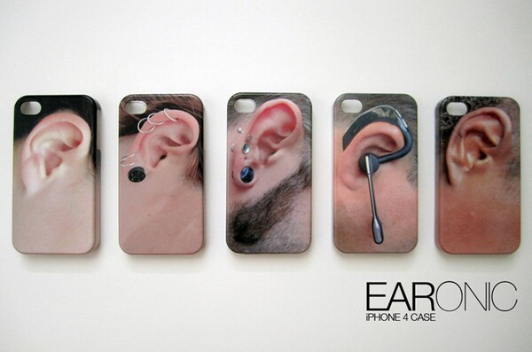 EARonic cool iphone cases