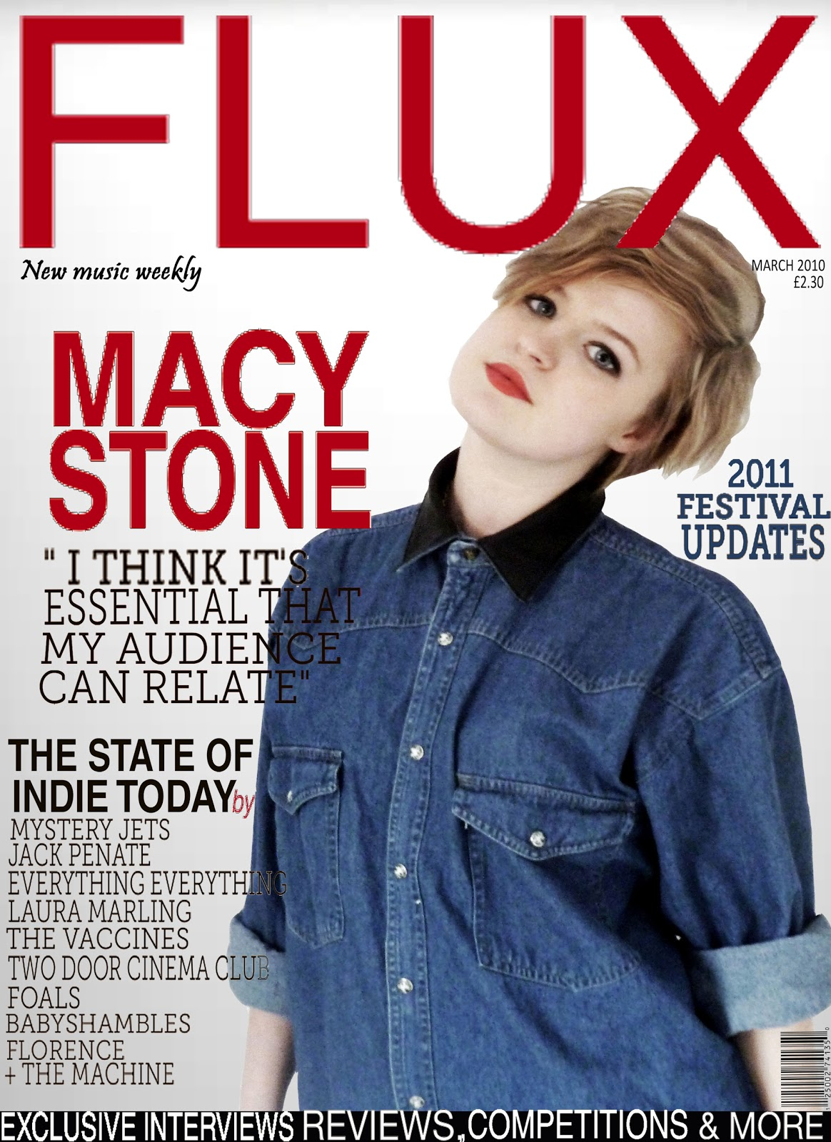 media coursework magazine Issuu is a digital publishing platform that makes it simple to publish magazines, catalogs, newspapers, books, and more online easily share your publications and get.