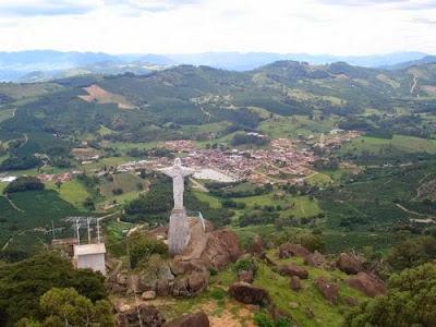 Cidade de Albertina MG