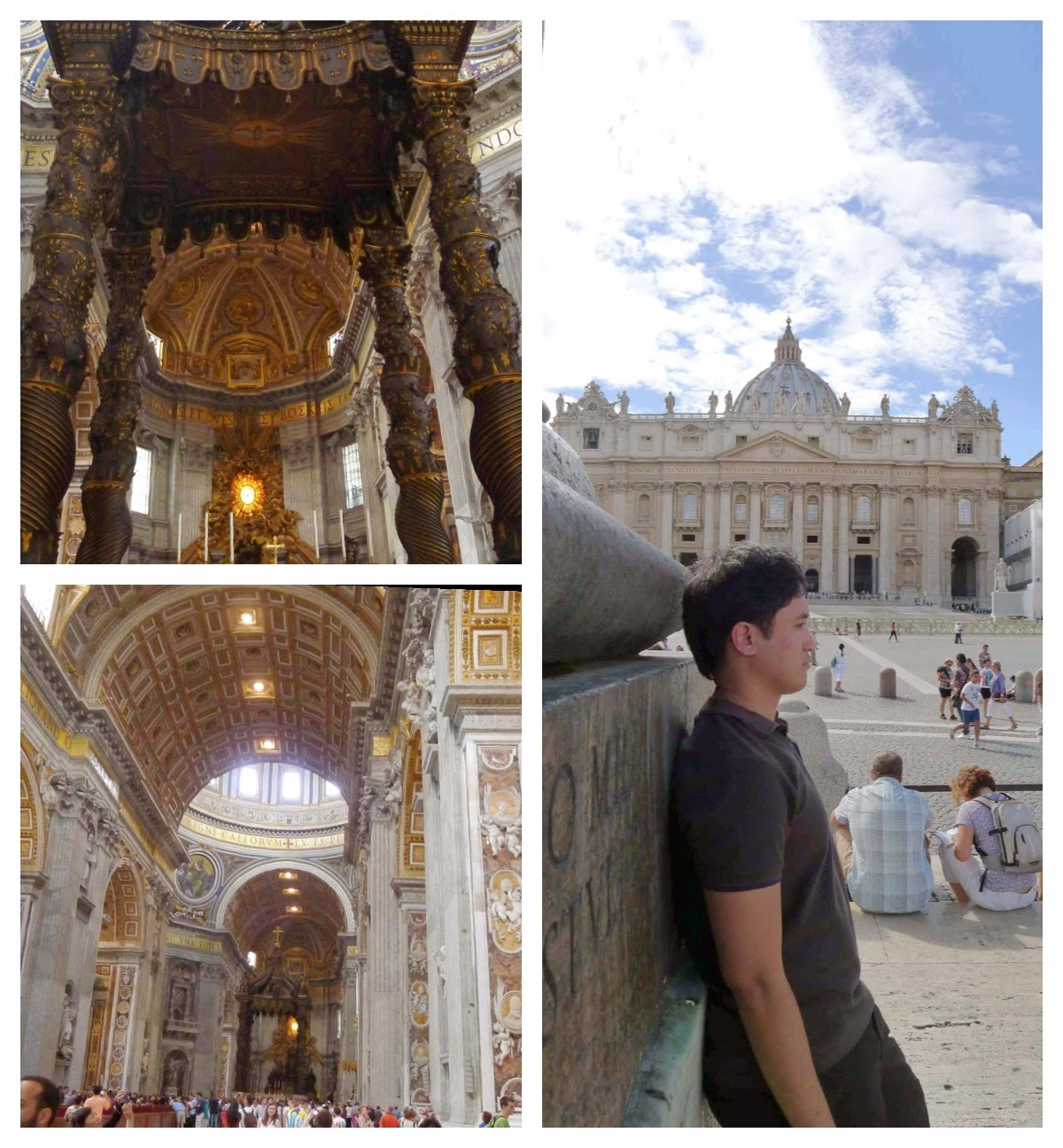 Pilgrimage to Vatican City
