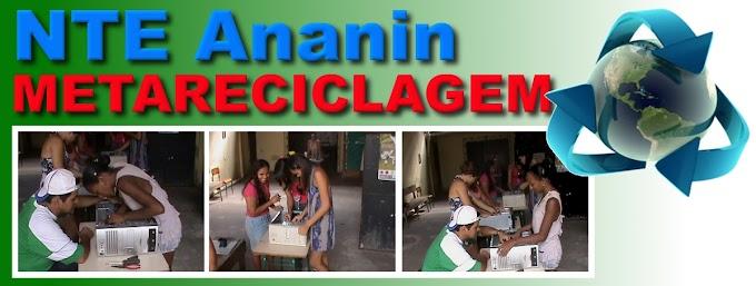 METARECICLAGEM - NTE ANANIN