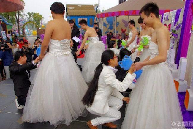 cross-dress-wedding