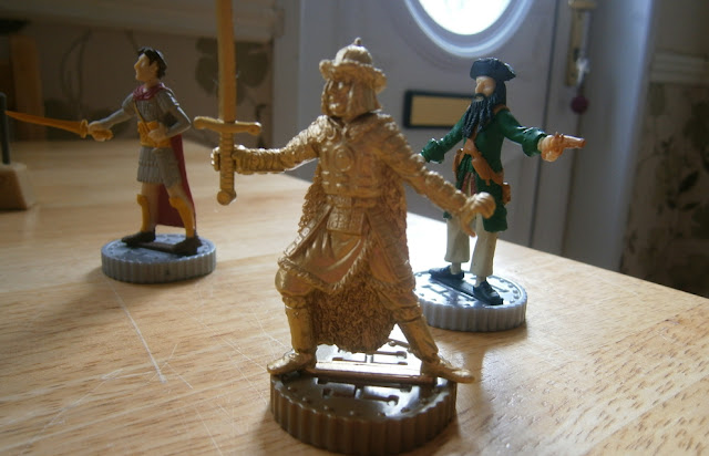 horrible histories golden hero special figures