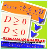 http://soulmath4u.blogspot.com/2014/01/persamaan-kuadrat.html