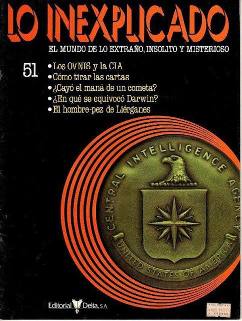 """""""Lo Inexplicado"""" Nº 51"""
