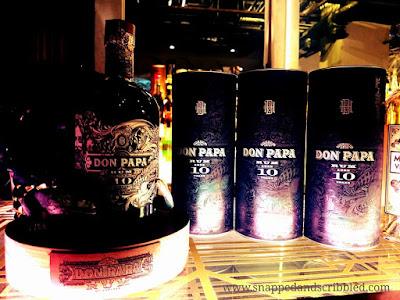 Don Papa Rum 10: Darker. Bolder. Older.