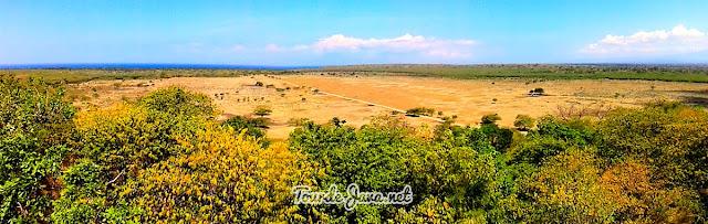 Litte Africa, padang sabana baluran
