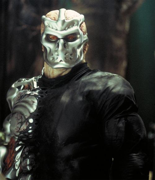 Terminator    191 Vega en Street Fighter    191 Robocop  No  es Jason   Jason X