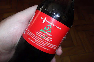 Coca-Cola, BioMEG, PlantBottle, garrafa PET, garrafas da coca-cola,