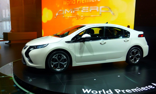 Ampera production version