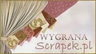 wyróżnienie przez Scrapek.pl