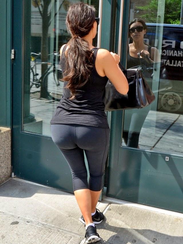 Kim Kardashian nuevamente nos llama la atención