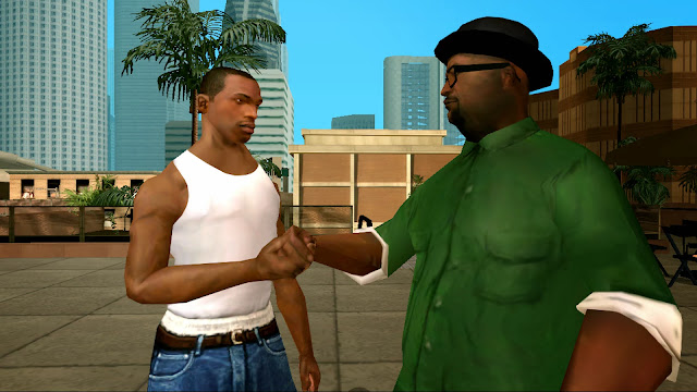 Grand Theft Auto: San Andreas resimi 5