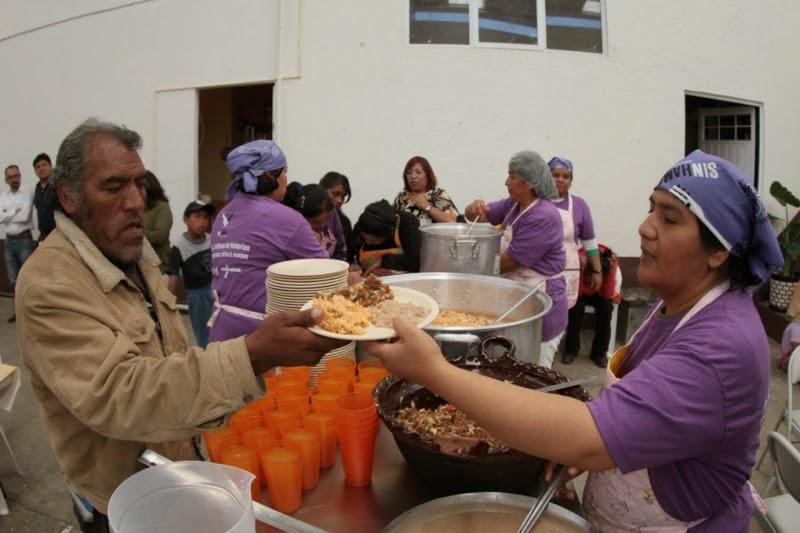 Metepec blogoficial operan en metepec 10 comedores for Proyecto de comedor comunitario