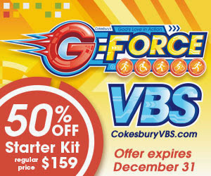 VBS 2015 - Cokesbury/Abingdon Press