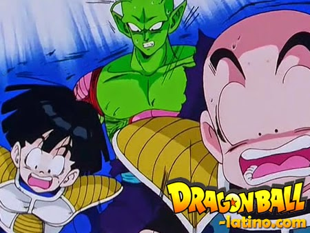 Dragon Ball Z capitulo 85