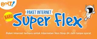 Cara Daftar Internet Paket Internet Baru Super Flex Bolt Terbaru 2015, cara Daftar Paket Internet Baru Super Flex Bolt Terbaru 2015, kelebihan Daftar Paket Internet Baru Super Flex Bolt Terbaru 2015, Kelebihan Paket Daftar Paket Internet Baru Super Flex Bolt Terbaru 2015. daftar mudah Daftar Paket Internet Baru Super Flex Bolt Terbaru 2015.