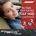 BOSE unveils Freestyle Earbuds and SoundTrue headphones