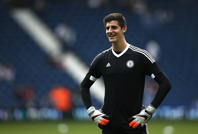 Chelsea's Thibaut Courtois is close to a return from injury (Picture: Getty Images)
