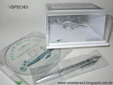VOLAREBRASIL- Miniaturas brasileiras em escala VBPBCN01-PRE