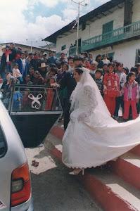 Una boda con olor a multitud!!!!