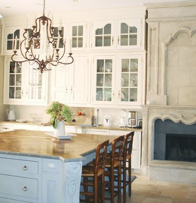 French Country Kitchen Design on 702 Hollywood  The Hearth Of The Kitchen