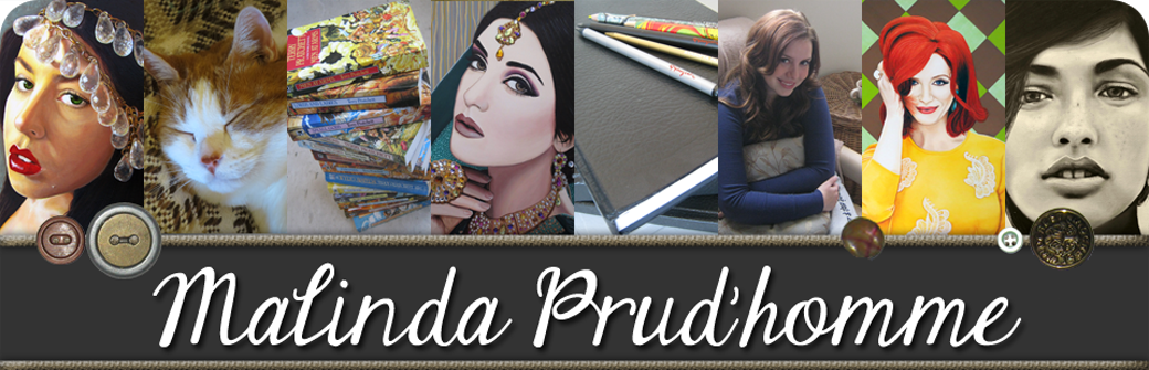 Malinda Prud'homme: A Mixed Media Artist's Blog