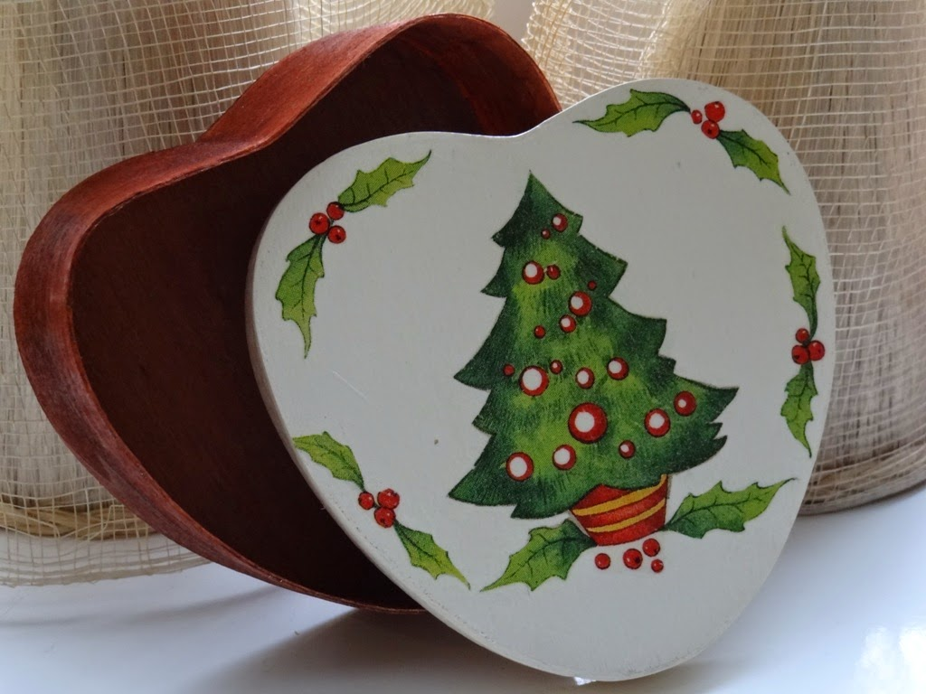 pudełko na świąteczny prezent, Boże Narodzenie