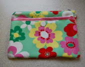 My Web Shop - Cath Kidston Fabric Zippered purse.