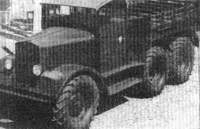 Hispano Argentina Criollo 6 x 6