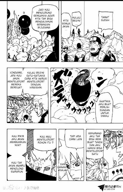 Komik Naruto 643 Bahasa Indonesia halaman 12