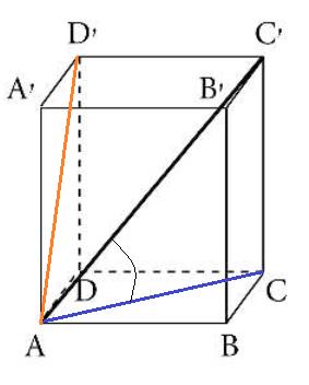 שאלה פתורה בהנדסת המרחב חישוב זויות בתיבה - מתכונת חורף 2008